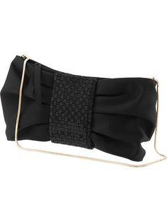 Banana Republic-czarna satynowa kopertówka - SALE! Banana Republic, Adidas, Belt, Accessories, Fashion, Belts, Moda, Fashion Styles, Fashion Illustrations