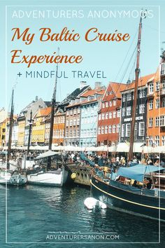 My Baltic Cruise Experience + Mindful Travel Best Cruise, Cruise Port, Cruise Tips, Packing For A Cruise, Cruise Travel, Cruise Vacation, Beach Vacations, Cruise Excursions, Shore Excursions