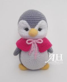 Baby Penguin Crochet Pattern | Craftsy