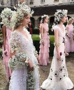 Image result for rodarte babys breath