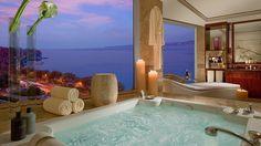 Hotel President Wilson Royal Penthouse Suite Bathroom