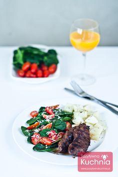 #Steki z #kangur.a - przysmak made in #Australia :).  http://pozytywnakuchnia.pl/steki-z-kangura/  #przepis #kuchnia #obiad
