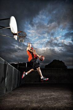 ★ Sport Basketball Michael by Zach Ancell, via 500px