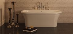 Santorini tub from Albion. Either 180l x 835w x 580t or 1670l