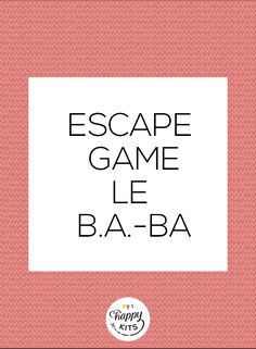 Les fondamentaux de l'Escape Game détaillés par Happy Kits