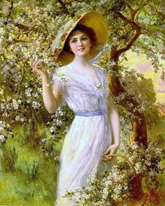 'Cherry Blossom' by Emile Vernon