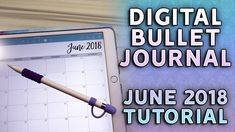 DIGITAL BULLET JOURNAL  Noteshelf 2 Tutorial & June 2018 Setup https://youtu.be/6kir0l6E8lc  In this video Im setting up my digital bullet journal for June 2018 while also offering a tutorial on Noteshelf 2 with some tips and tricks!  Visit my shop for digital bullet journal templates spreads and graphics to get you started! http://gumroad.com/leys  Noteshelf 2  https://ift.tt/1ttgYqM    Website & Portfolio  http://leysketch.net Print Shop  https://ift.tt/2J4eMBL Digital Shop…
