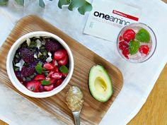 Spis smartere for å få fart på vektreduksjonen. 5 tips! Wild Strawberries, Cottage Cheese, Feta, Protein, Strawberry, Fruit, Tips, Strawberry Fruit, Strawberries