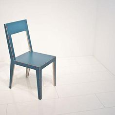 GDUKStyle.com Artisan Feature: Plywood CABLE Chair £250 from www.damsidemill.com.