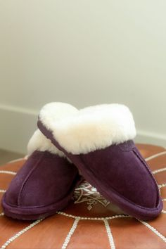 A plush way to start your day. BEARPAW!