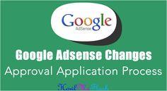Google Adsense Account Approval Process