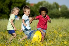Play outside, kids! Sunlight reduces chances of myopia in children.