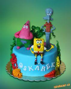 Spongebob, Patrik, Sepiak