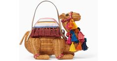 Buy kate spade new york Women's Multicolor Spice Things Up Wicker Camel, starting at $498. Similar products also available. SALE now on!