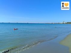Floating on an inflatable lilo in the warm October sun. This is our #Limassol. This is our #Cyprus.