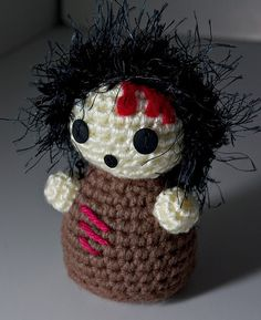 zombie1 by NeedleNoodles, via Flickr