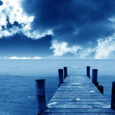 Blue is considered to be a cool and calming color.   Deloufleur Decor & Designs   (618) 985-3355   www.deloufleur.com