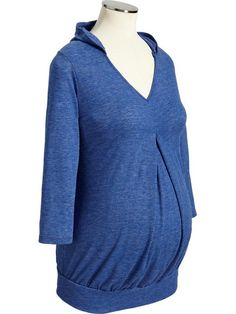 Old Navy | Maternity Banded Hoodie Tops