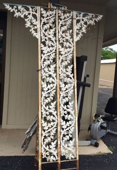 Wrought Iron Porch Columns For Sale Iron Front Porch