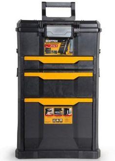 Black Amp Decker Mastercart Rolling Tool Box For My Guy