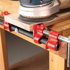 Woodworking Basics 28 Secret Clamping Tricks from Woodworkers.Woodworking Basics 28 Secret Clamping Tricks from Woodworkers Woodworking For Kids, Woodworking Basics, Woodworking Patterns, Woodworking Workbench, Woodworking Techniques, Popular Woodworking, Woodworking Furniture, Woodworking Shop, Woodworking Projects