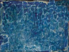 Sam Francis (1923-1994) | Blue Composition | POST-WAR ...