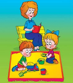 deti na dvore Daily Schedule Preschool, Classroom Signs, School Clipart, Kids Education, Nursery Art, Preschool Activities, Art For Kids, Coloring Pages, Diy And Crafts