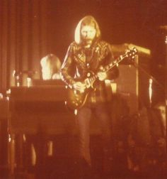 Duane Allman - Santa Monica Civic Center, Oct. 1971