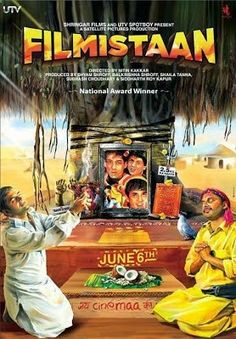 Filmistaan (2014)  Watch Online Full Free Download Hindi Movie In HD