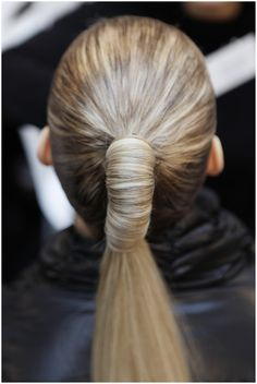 Elie Saab Haute Couture, Cute Ponytails, Hair Reference, One Hair, Beautiful Long Hair, Stylish Hair, About Hair, Hair Looks, Human Body