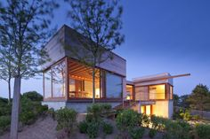 Island Residence, Edgartown, Massachusetts by Peter Rose + Partners