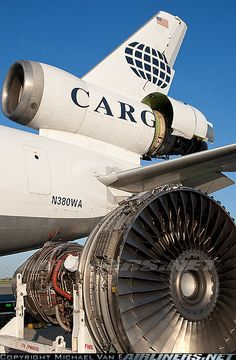 World Airways Cargo  McDonnell Douglas MD-11(F)