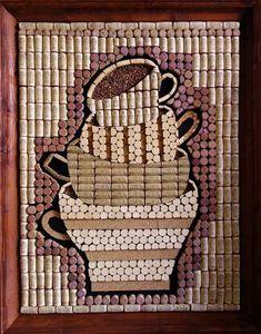 Korkowo – Beautiful wine cork images – Thresa Paquette Korkowo – Beautiful wine cork images Korkowo – Beautiful wine cork images Share your vote! Beer Crafts, Wine Cork Crafts, Wine Bottle Crafts, Wine Cork Wreath, Wine Cork Art, Wine Corks, Champagne Cork Crafts, Diy Cork, Wine Cork Projects