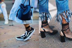Devil wears zara! Compara las últimas tendencias en alta costura con su imitación en el prêt à porter.