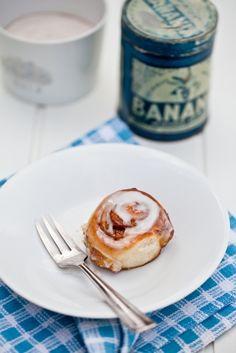 Oh how I <3 a good cinnamon bun. #food #cinnamon #buns #rolls #dessert