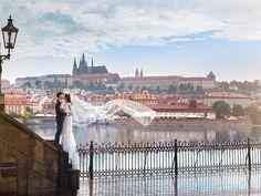 pre-wedding in Prague Prague, Paris Skyline, Louvre, Building, Photography, Wedding, Travel, Valentines Day Weddings, Photograph