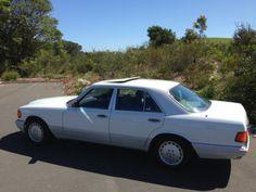 1990 W126 300SE. Last of the line.