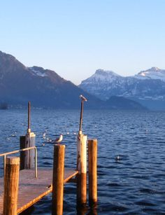 Lake of Lucerne, Switzerland: