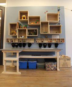 The Top cabinets Classroom Design, Classroom Decor, Reggio Inspired Classrooms, Outdoor Classroom, Classroom Inspiration, Reggio Emilia, Kids Corner, Cool Rooms, Room Organization