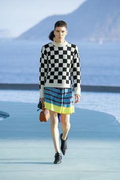 Louis Vuitton Resort 2017 Fashion Show