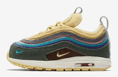 e109e015359 Official Images  Nike Air Max 1 97 Sean Wotherspoon Toddler Looks like it  actually
