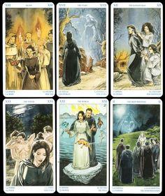 NEU! Original 2004 Kultiges Hexen Tarot Wicca Pagan Tarot Witches 78 Tarotkarten