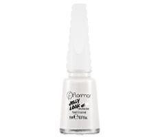 Verniz de Luxo - Flormar Jelly Look Nº JL01 - Verniz com efeito gel