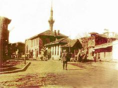 kadıköy hasanpaşa 1911 Pictures Of Turkeys, Old Pictures, Historical Pictures, Istanbul, Once Upon A Time, Taj Mahal, Nostalgia, Street View, World
