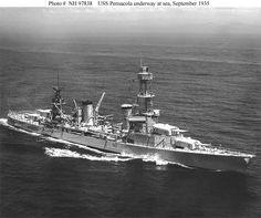 USS Pensacola
