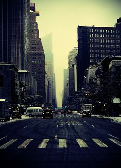 """Gotham City"" photography"