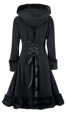 Minx Coat Von Poizen Industries Schöne Kleidung, Wolle Kaufen, Kleider,  Schöne Hintern,