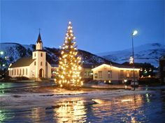 Christmas in Iceland!