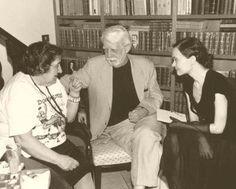 Alda Merini, Giovanni Raboni e Patrizia Valduga.