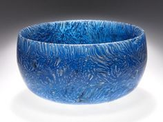 """Molten Color: Glassmaking in Antiquity,"" ongoing at the Getty Villa. Bowl with Blue and White Canes, Greek or Roman, B. Getty Villa, Vases, Art Of Glass, Getty Museum, Ancient Rome, Ancient Greece, Ancient Artifacts, Glass Containers, Mosaic Glass"